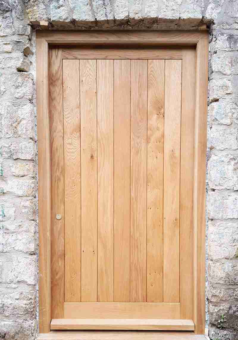 Bespoke Exterior and Interior Joinery - Door